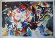 Handmade Oil Paintings Reproduction