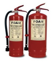 Foam Fire Extinguishers in Ireland are at SafetyDirect.ie