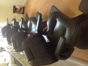 Barber / beauty chairs