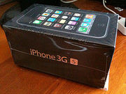 Apple Iphone 3gs 32gb $200usd